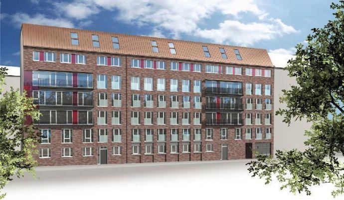 Moderne hochwertige 3-Zi.-Neubau-Komfort-Wohnung mit S/W-Balkon