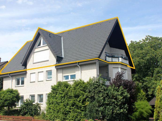 Moderne, helle Maisonettewohnung im Bielefelder Norden