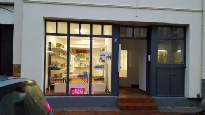 Wismar Ladenlokale, Ladenflächen
