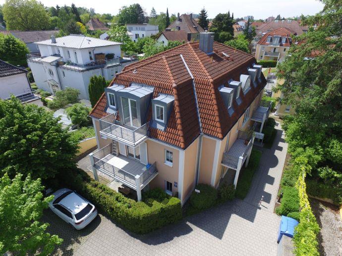 3-ZKB-Wohnung mit kl. Wintergarten, zwischen City und Audi
