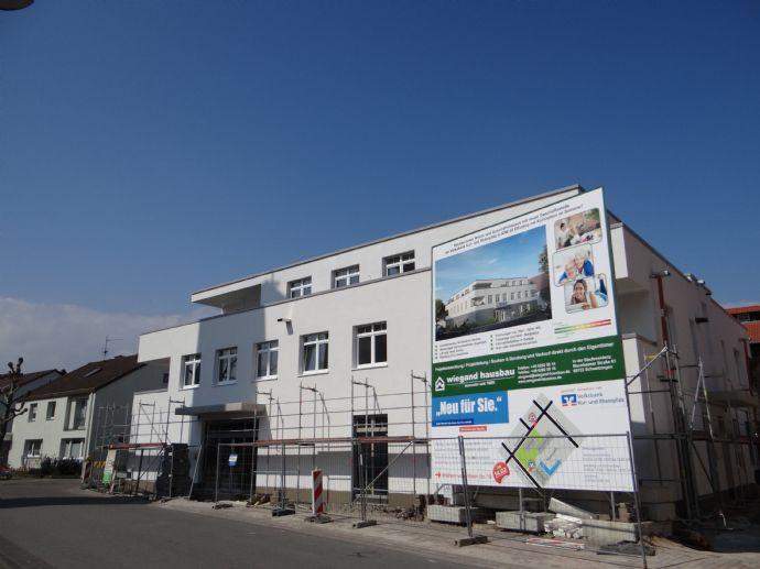 Neubau Erstbezug 3-Zimmer Exklusivwohnung mit 2 Bädern
