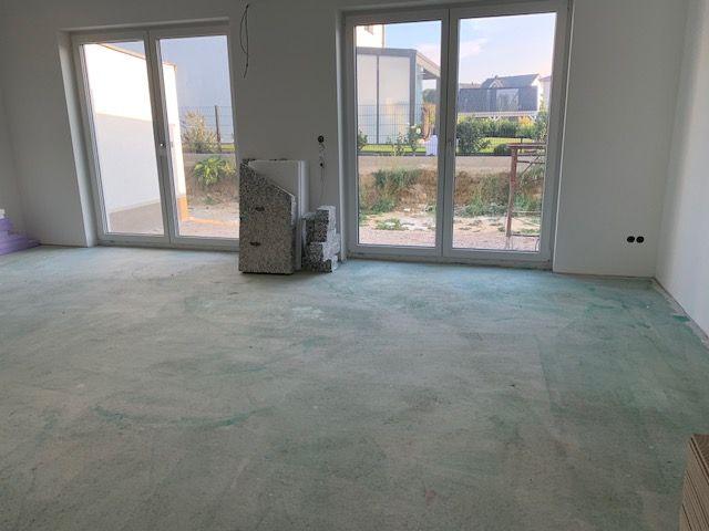 nettes Neubau-Reihenmittelhaus 4 Zi Terrasse
