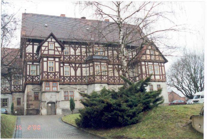Rotes Schloss in Mihla, Eisfeldstraße 2 - 4 (Wartburgkreis)