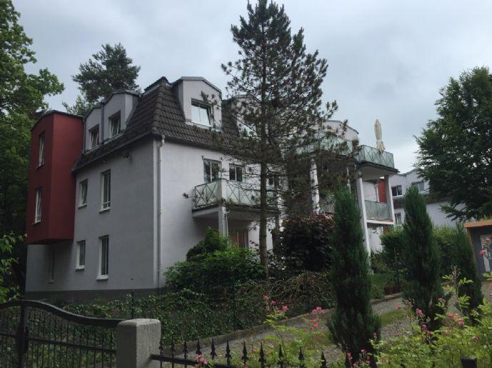 Herrliche Dachgeschoss-Eigentumswohnung in Dresden Bühlau zu verkaufen.