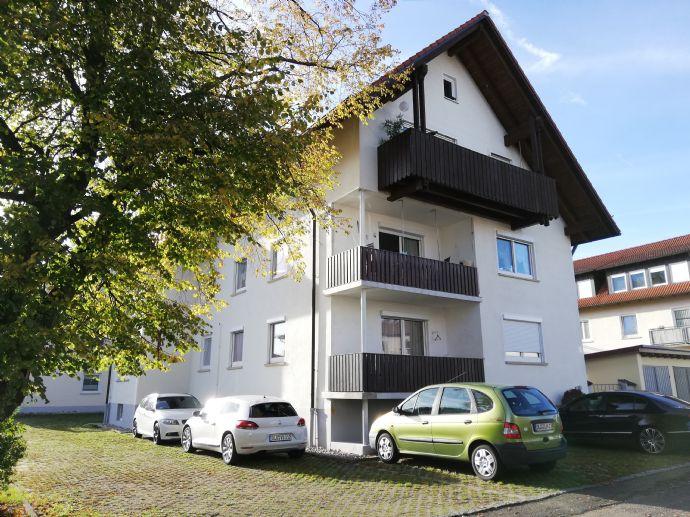 4,5 ZKB Maisonette Wohnung in top Lage in Dillingen