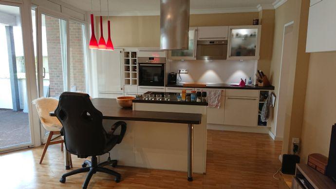 Wohnung in Lübeck, Stadtteil St. Gertrud, zu vermieten