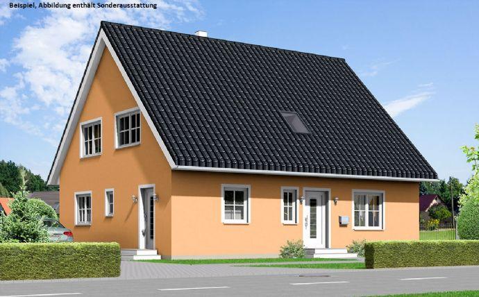 VarioFamily 141 auf 522 m² Grundstück in zentraler Lage