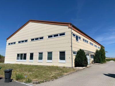 Obermichelbach Halle, Obermichelbach Hallenfläche