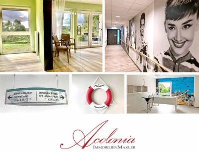 Acolonia Immobilienmakler: Pflegeimmobilien - eine zukunftsorientierte Investition mit gesicherter Miete