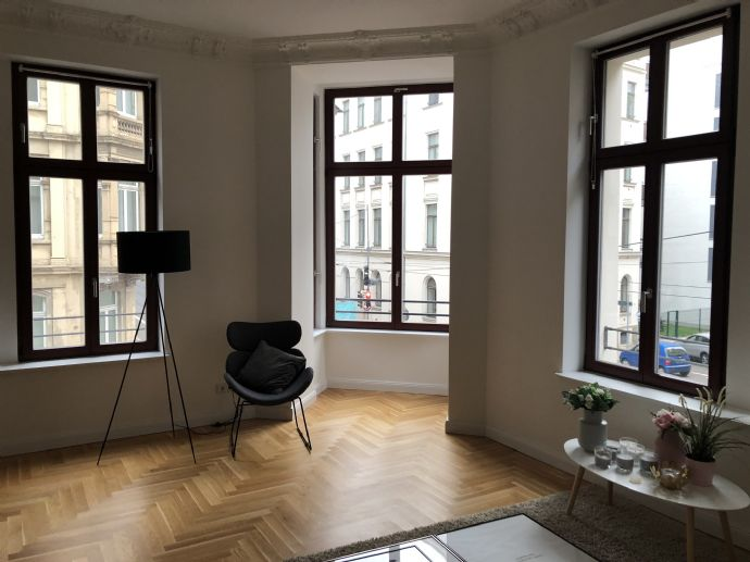 Zu Vermieten - 2-Zimmer-Wohnung in Leipzig -