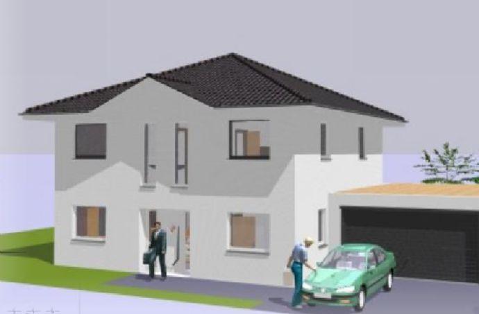 Architektonisch interessant gestaltetes EFH in qualitativ hochwertiger Bauausführung