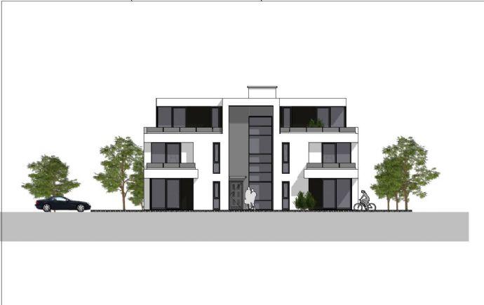Neubau *** Penthouse in Traumhaft gelegenem 5-Familienhaus in Sankt Augustin, Restlichen WE bereits über 30 % RESERVIERT