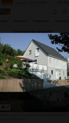 Schönes Freistehendes Einfamilienhaus in Rimpar, zu vermieten
