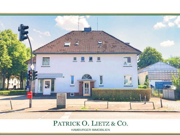 STUDIO HAMBURG: Gepflegtes Mehrfamilienhaus
