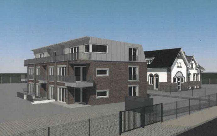 Wohnbauprojekt für ein Mehrfamilienhaus mit 8 Wohneinheiten (KfW-55 Standard) in Hamburg-Lohbrügge