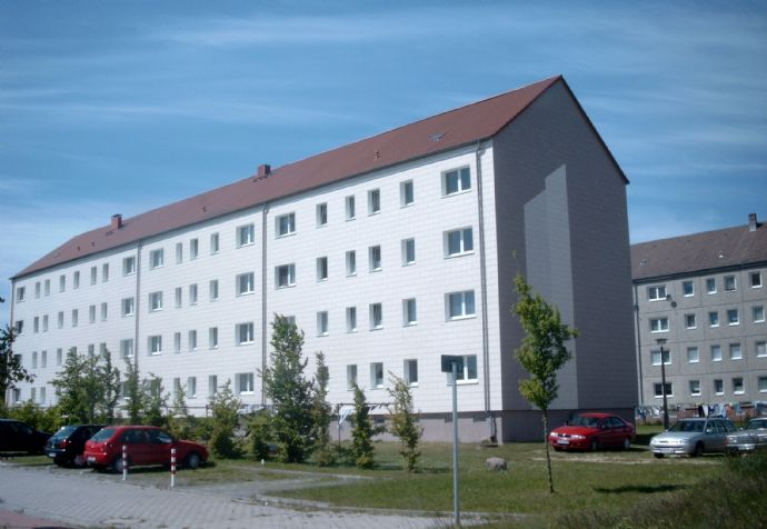 4 Raum Wohnung in Richtenberg