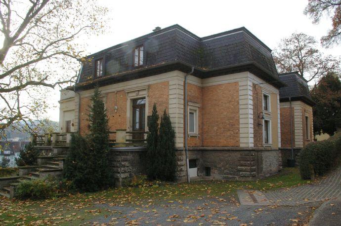Ehemalige Fabrikantenvilla in Pößneck