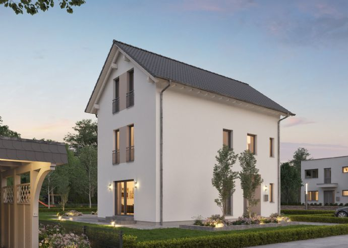 Sei kreativ! Frei planbarer Grundriss mit Mindeststandard KFW 55; Neubau in Braunschweig