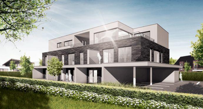 Erstbezug: TOP LAGE! Stilvolle 3-Zimmer-Wohnung mit Balkon in Wiedenbrück