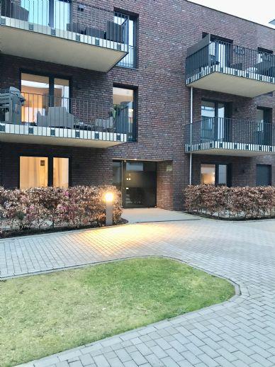 Mit zwei Balkonen, Fahrstuhl, Gäste-WC und Parkett im Wissenschaftspark!