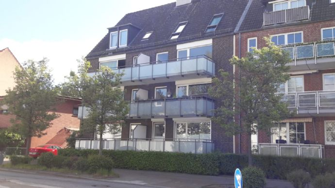 Geräumige 2-Zimmer-Wohnung mit 2 Balkonen