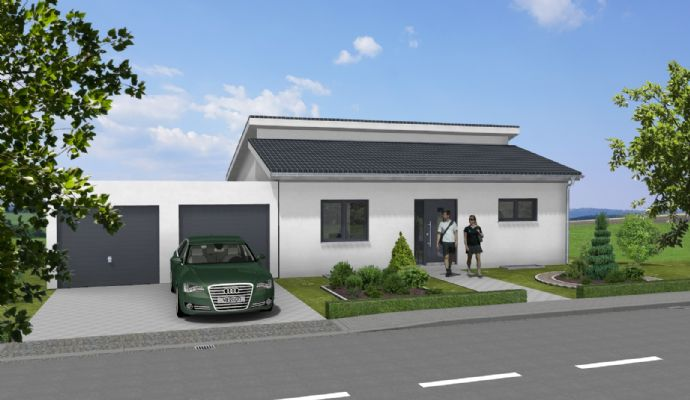 OHB Haus - Vorteil Hanglage - Ihr regionaler Massivhausbauer zum günstigen Festpreis