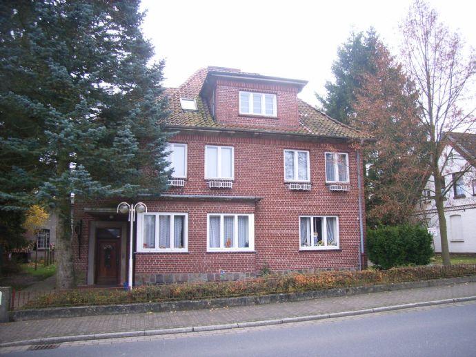 Schöne, helle Dachgeschosswohnung in Wriedel