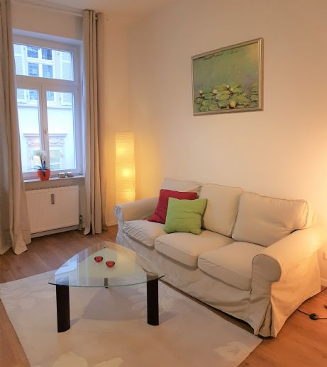 Loft-Wohnung möbliert- im Herzen von Wiesbaden