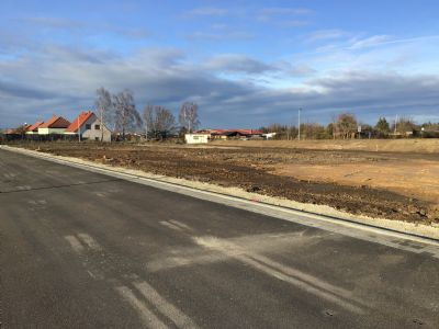 "6 erschlossene Baugrundstücke im Baugebiet ""An der Stobraer Straße"" bis 21.07.2021"