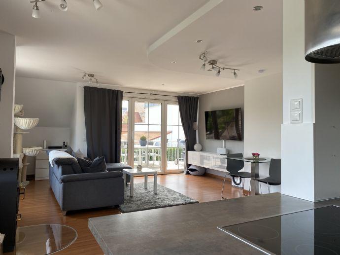 Moderne 3- Zimmer Maisonette- Wohnung