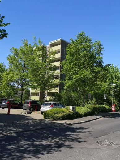 Bezugsfreie 2-Raum-Wohnung in Leverkusen-Steinbüchel! Zentral, grün, gut!