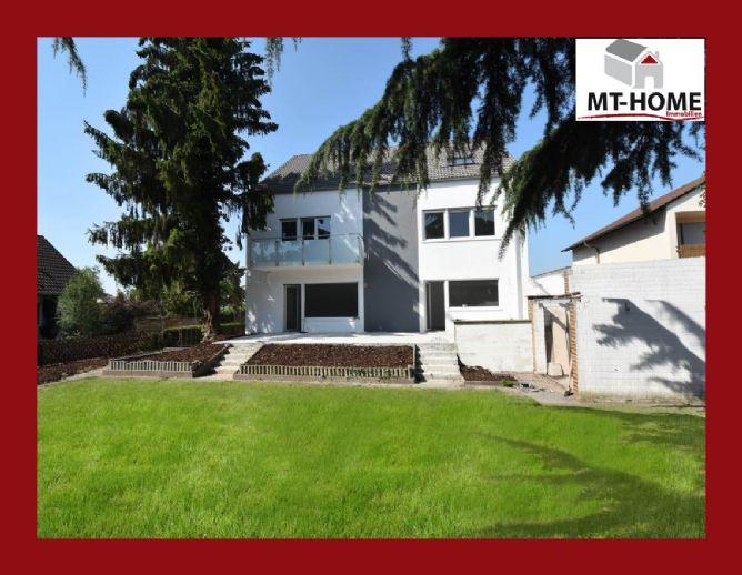 Wunderschöne 4 Zimmer Wohnung mit Terrasse und Garten - Erstbezug nach Modernisierung - mit Kaufoption