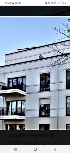 Luxuriöse 3 Zimmer Neubau Dachterrassenwohnung im Rissen Park ab sofort zu vermieten