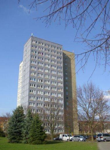 zentral gelegene 3-Raum-Wohnung mit Blick über Leipzig