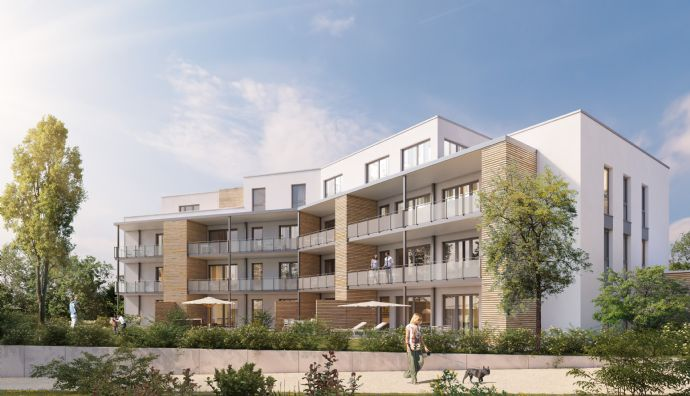 Penthousewohnung in bester Lage im Baugebiet Kleekamp
