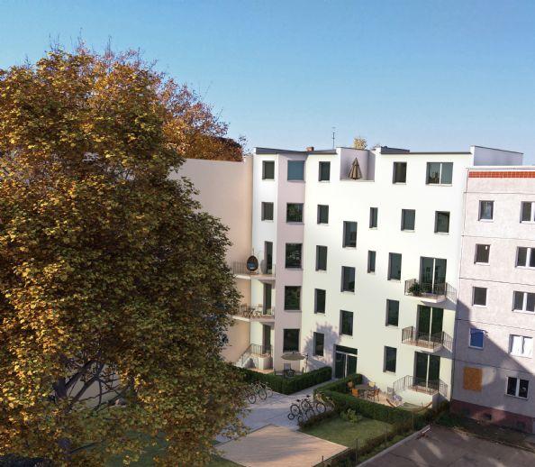 2 Zimmer Wohnung in Magdeburg (Leipziger Str.)