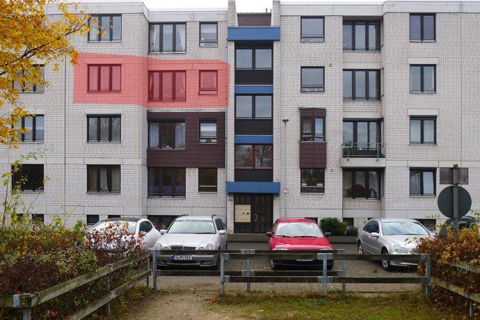 Helle 2,5 Zimmer Wohnung in Hannover - Wettbergen .