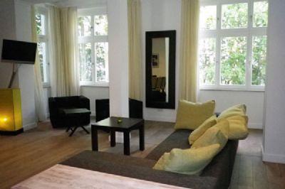 Villa Rex - Appartement Muschel
