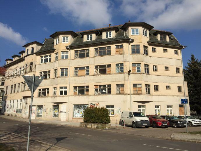 Wartburgallee: Entwicklungsobjekt im wunderschönen Villenviertel Eisenachs