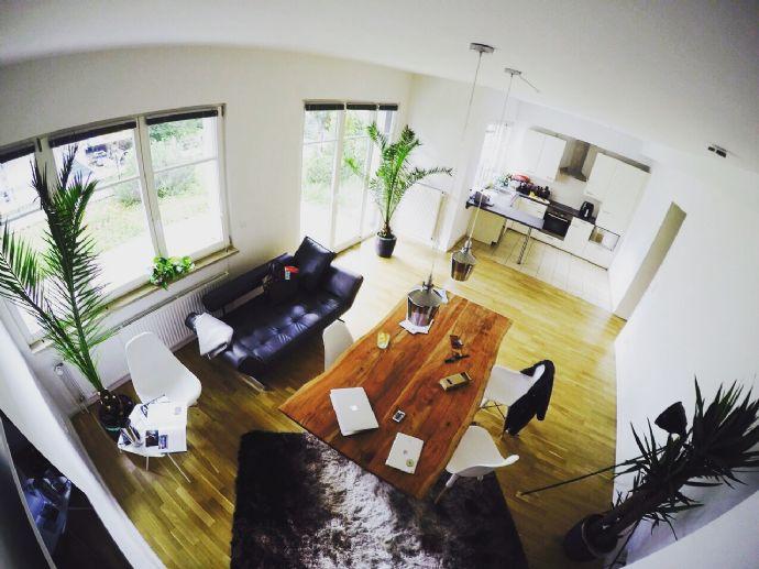 #EXKLUSIV 4,5-Zimmer-Dachterrassen-Wohnung in Harvestehude | +++ Voll Möbliert! +++