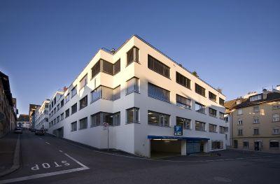Schaffhausen Halle, Schaffhausen Hallenfläche