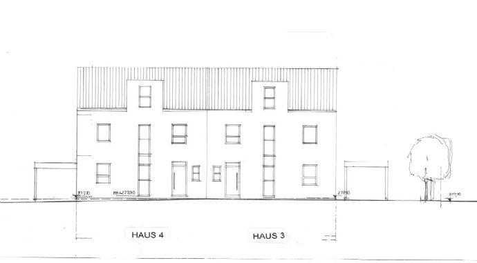 Neubau-Doppelhaushälfte in Kersbach (Haus 3)