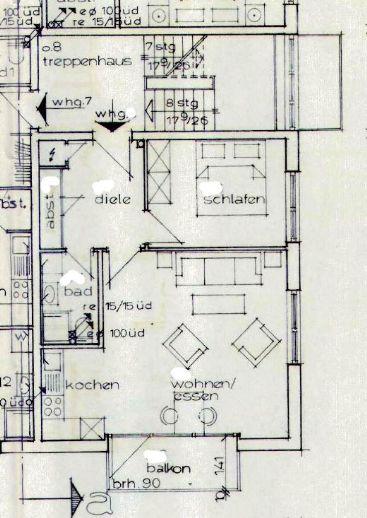 Schöne Zweizimmerwohnung