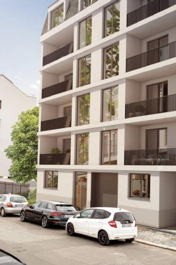 Sonnige 2-Zimmerwohnung mit zwei Balkonen!