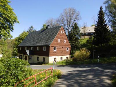 Bauernhaus im Erzegebirge