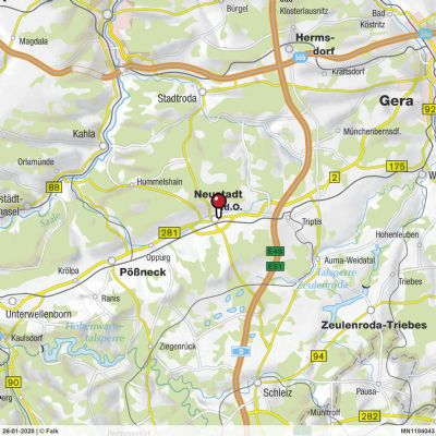 Neustadt an der Orla Wohnungen, Neustadt an der Orla Wohnung kaufen
