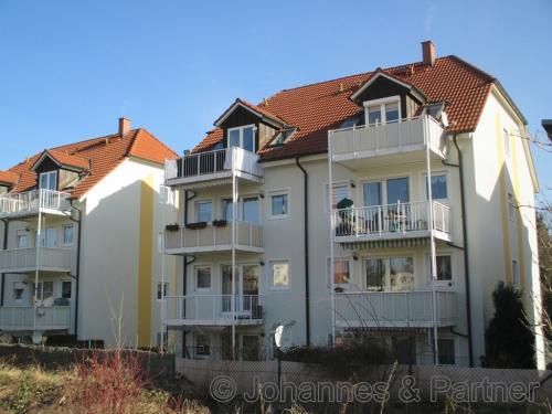 gemütliche 2 Zimmer-Wohnung mit Südwest-Balkon