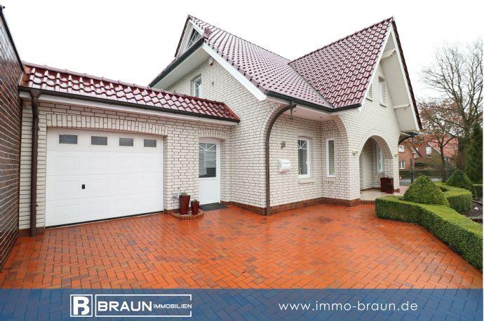 Exklusives Einfamilienhaus in Top Lage mit Wintergarten und Kamin!
