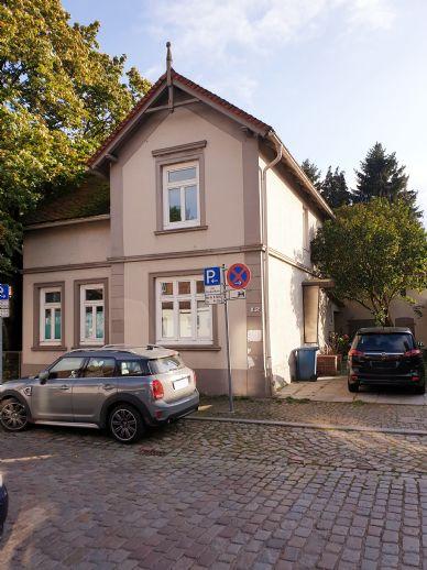 Altbauvilla in zentraler top Lage mitten im Zentrum von Ahrensburg