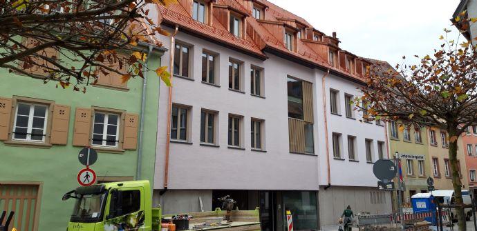Großzügige 2,5-Zi.-Mietwohnung in der Villinger Innenstadt